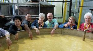 Group Tour at Kentucky Artisan Distillery
