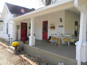 Clover Cottage in Pewee Valley