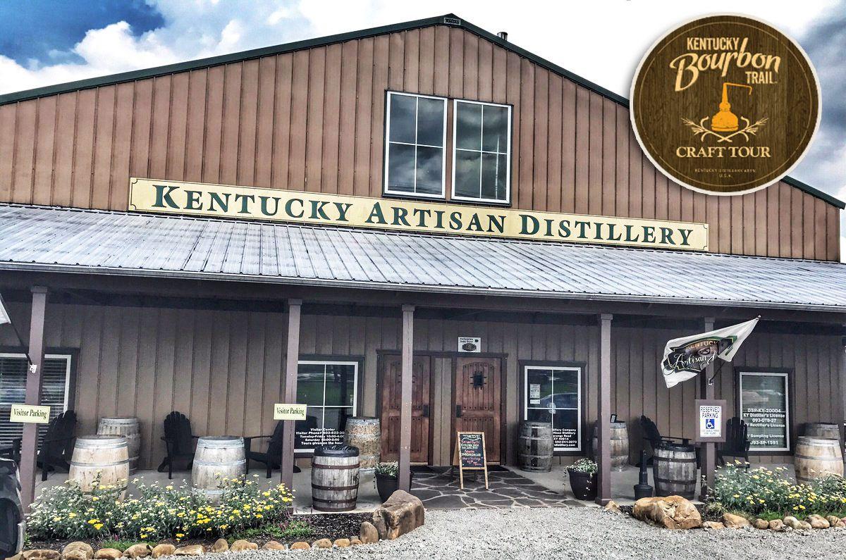 Kentucky Artisan Distillery in Crestwood