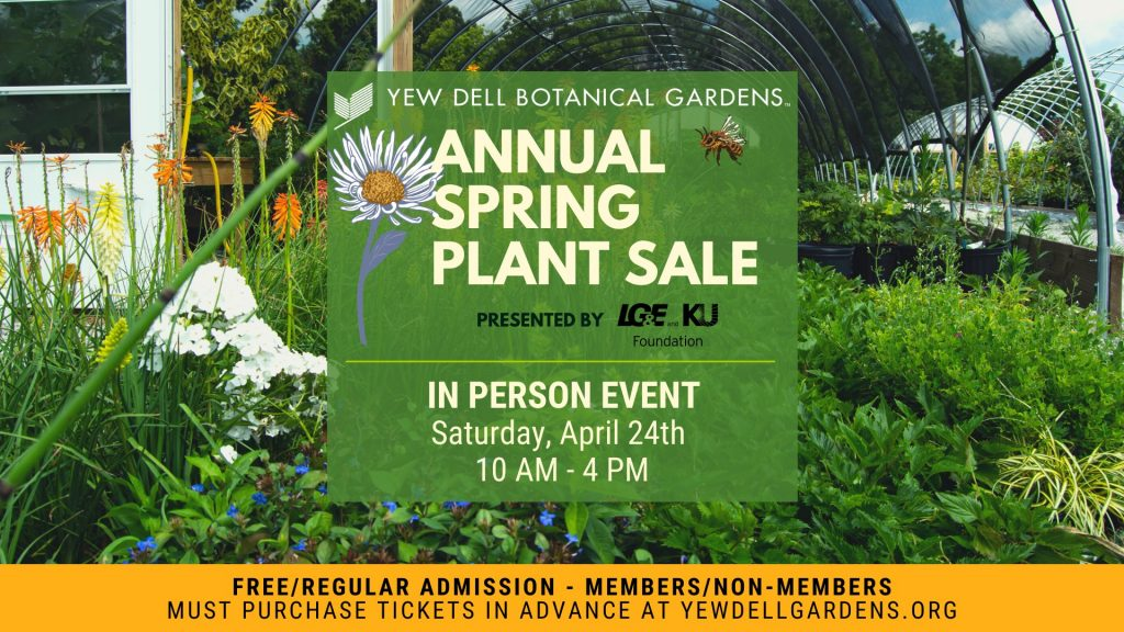 Yew Dell Gardens Plant Sale